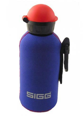 SIGG, Neoprene Pouch for Kidz Bottle 0.4 Liter