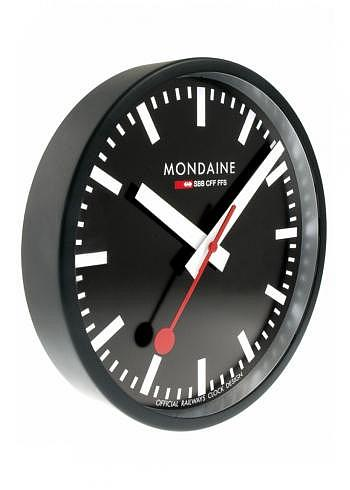 A990.CLOCK.64SBB, Mondaine, Wall Clock 250mm