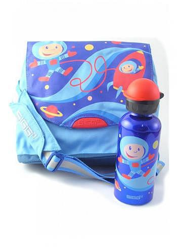 "SIGG, Kids Set, ""Space Dream"", Blue"