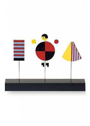 9653, Naef, Bauhaus, Peg Dolls