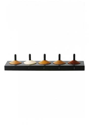 1703, Naef, Classic, Set of wooden spinning tops
