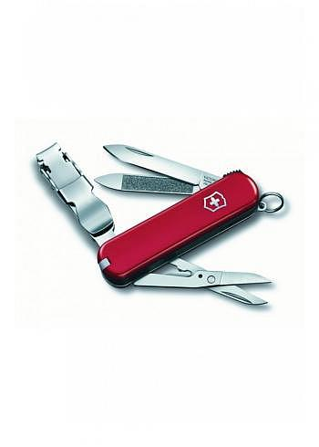 0.6463, Victorinox, Nail Clip 580, 65mm, Red