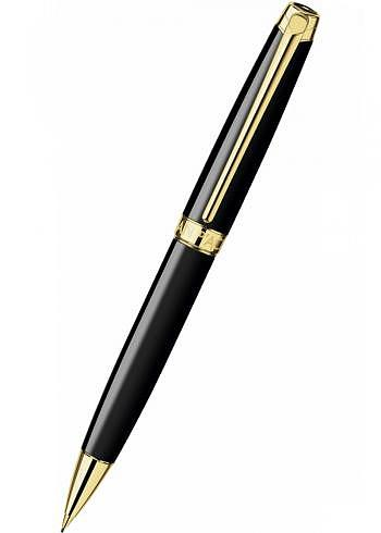 4769.282, Mechanical Pencil, Collection Leman, black / gold