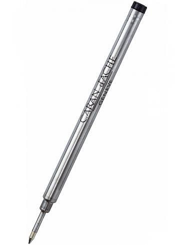 8228.009, Caran d'Ache, Refill for Roller Pen, Black