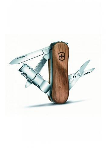 0.6461.63, Victorinox, Nail Clip Wood 580, 65mm