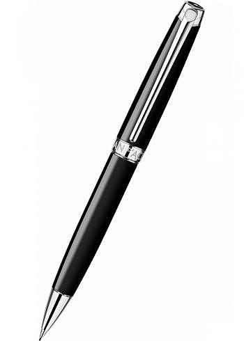 4769.782, Mechanical Pencil, Collection Leman, Ebony Black