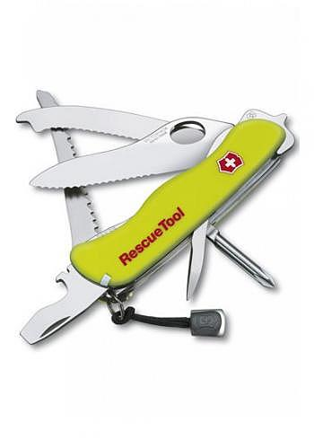 0.8623.MWN, Victorinox, Rescue Tool, Yellow, 120mm