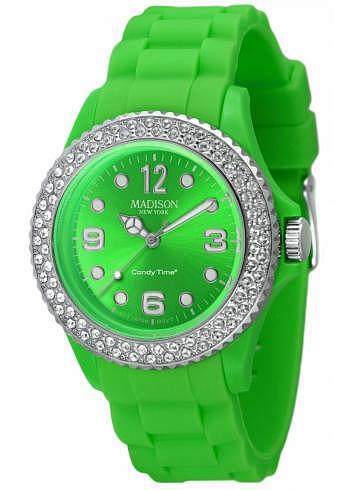U4101Q, Candy Time, Juicy Glamour, Green Apple