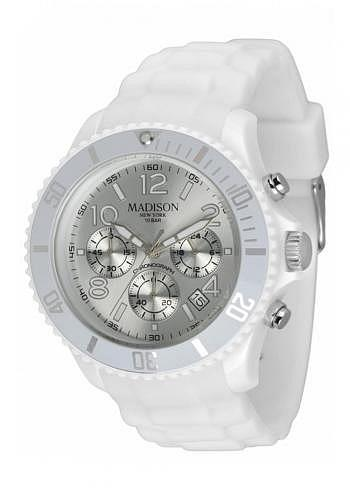 U4362/2, Candy Time, Chrono, White