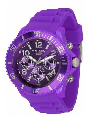 U4362-01, Candy Time, Chrono, Lila