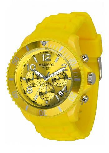 U4362-02, Candy Time, Chrono, Yellow