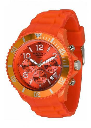 U4362-04, Candy Time, Chrono, Orange