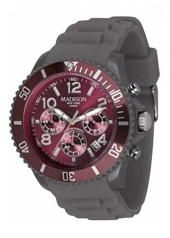 U4362-08, Candy Time, Chrono, Taupe