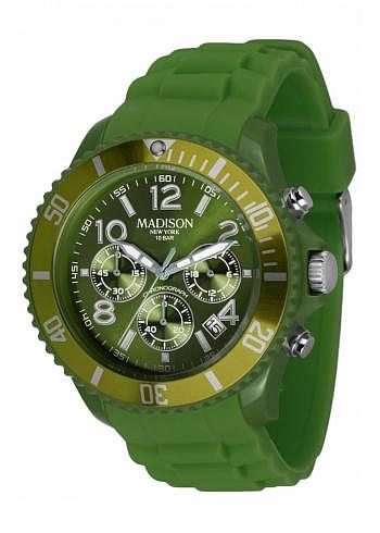 U4362-18, Candy Time, Chrono, Olive