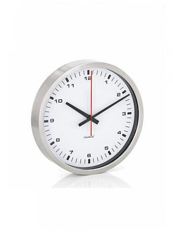 6957617, Blomus, Wall Clock 240mm, White