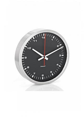 6957641, Blomus, Wall Clock 240mm, Black