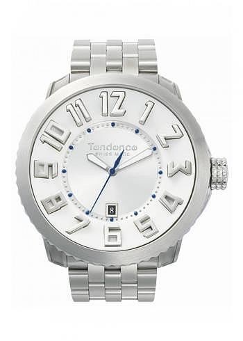 TG450051, Tendence, Steel Bracelet, White