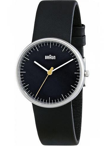 BN0021, Braun, Classic 31mm, Ladies, Black Dial, Leather Strap