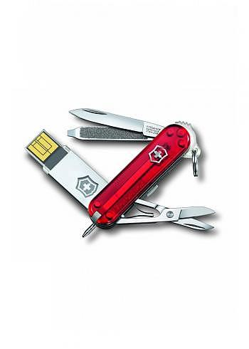 4.6125.TG64B, Victorinox@work 64GB, red