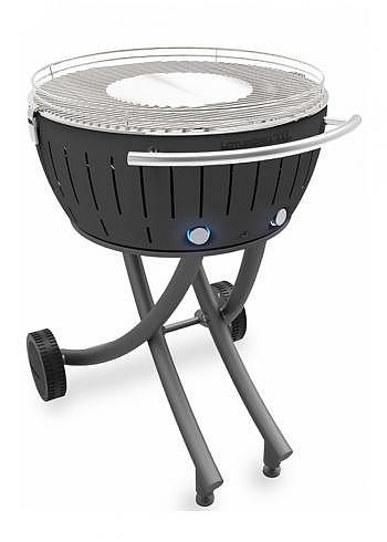9209511, Lotus XXL, Charcoal Barbecue 58cm, Grey
