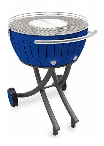 9209552, Lotus XXL, Charcoal Barbecue 58cm, Blue