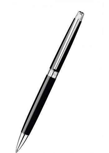 4781.782, Ballpoint Pen, Collection Leman Slim, Ebony Black