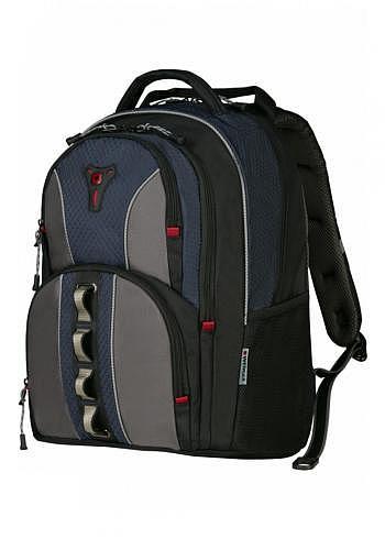 600629, Wenger, Business Backpack, Cobalt, 23 Liter