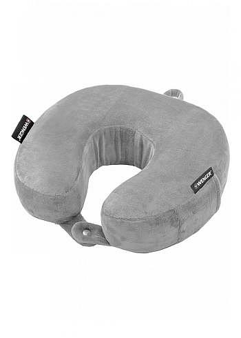 604575, Wenger, Accessories, Fleece Foam Travel Pillow
