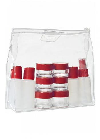 604548, Wenger, Accessories, Smart Travel Bottle Set