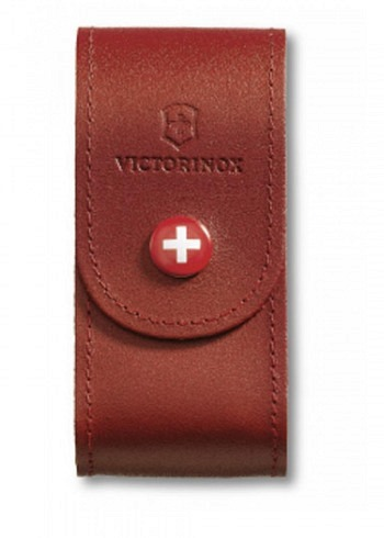 Victorinox, Belt Pouch Small, red