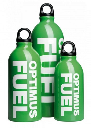Optimus, Fuel Bottle