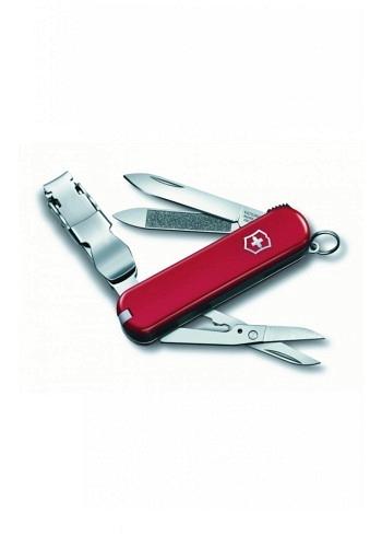 0.6463, Victorinox, Nail Clip 580, 65mm, Red