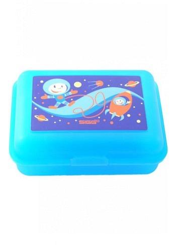 "SIGG, Snack Box, ""Space Dream"", Blue"