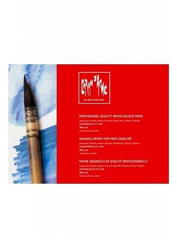 454.005, Professional Aquarelle Paper, 23x31cm, 300gr, 20 Sheets