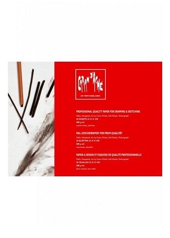 454.008, Professional Sketch Paper, 31x41cm, 280gr, 20 Sheets