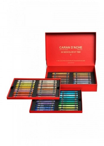 7000.410, Neocolor I - Retro Box, 60 Colors