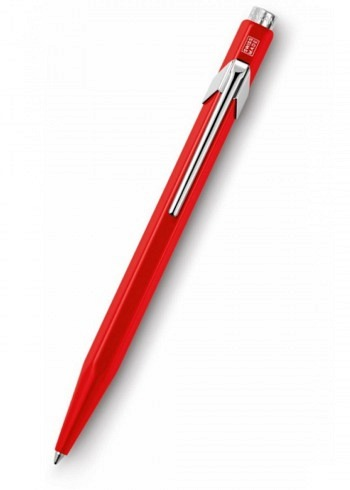849.070, Caran d'Ache, Ballpoint Pen, 849 Classic, Red