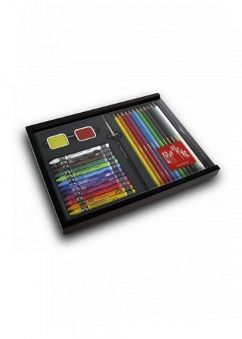 3000.424, Caran d'Ache, Wood Box, Multiproduct