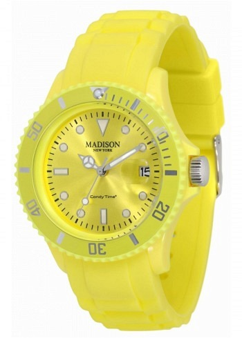 U4167-21, Candy Time, Sorbet, Yellow