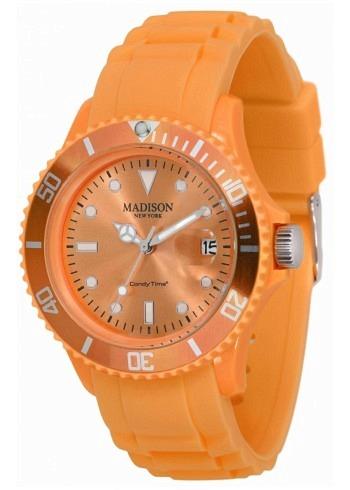 U4167-22, Candy Time, Sorbet, Orange