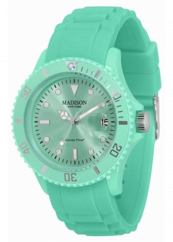 U4167-26, Candy Time, Sorbet, Green