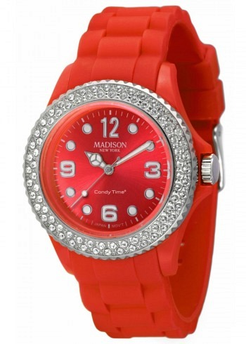 U4101S, Candy Time, Juicy Glamour, Coral Red
