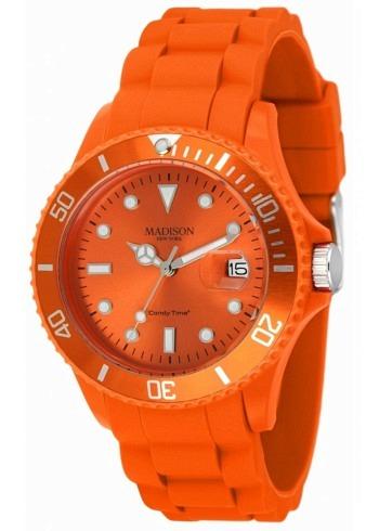 U4167-04, Candy Time, Original, Orange