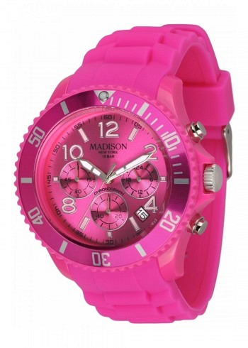 U4362-05, Candy Time, Chrono, Pink