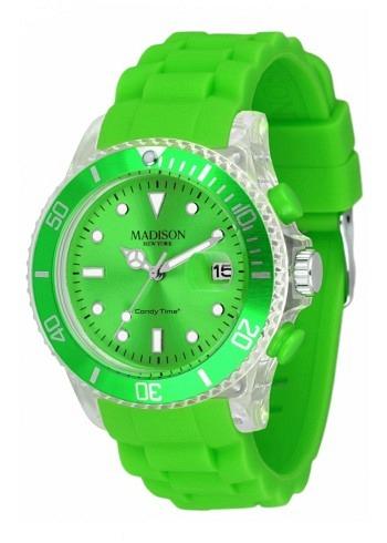 U4399-10, Candy Time, Flash, Green Apple