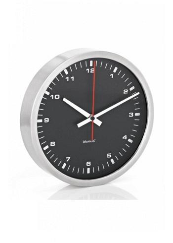 6957658, Blomus, Wall Clock 300mm, Black
