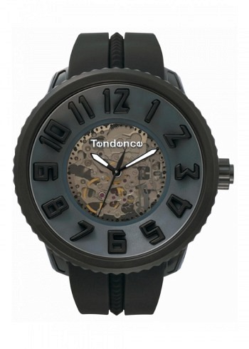 TG491001, Tendence, Skeleton, Automatic, Black