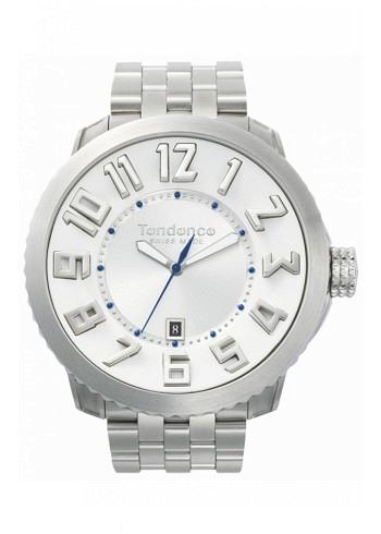TG450051, Tendence, Steel Bracelet, White