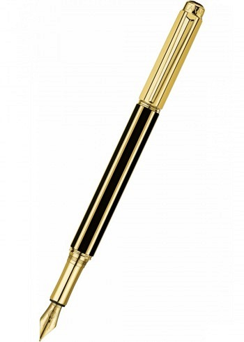 "4490.018, Fountain Pen, Collection Varius, ""China Lacquer Gold"""