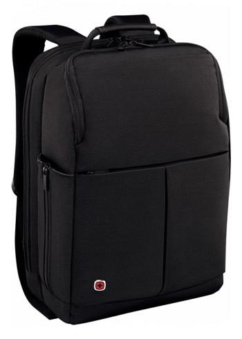601068, Wenger, Business Backpack, Reload Black, 11 Liter